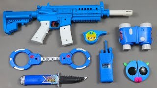 Toy Guns Toys - Realistic Toy Assault Rifle Scar Guns with Military Equipment