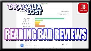Reading Google Play Reviews for Dragalia Lost!