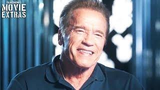 JAMES CAMERON'S STORY OF SCIENCE FICTION   Arnold Schwarzenegger Clip (AMC)