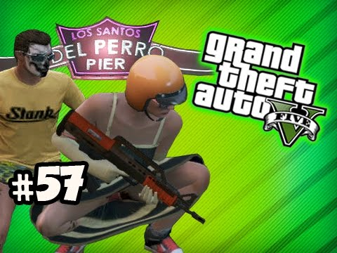 SAVING REQUIRED - Grand Theft Auto 5 ONLINE Ep.57