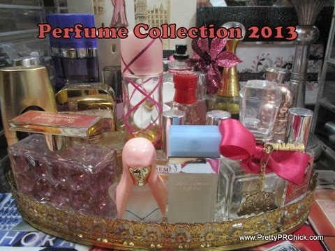 PrettyPRChick.com| 2013 Perfume Collection