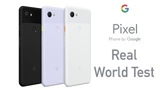 Pixel 3A - Real World Review - Camera Comparison & Battery Test