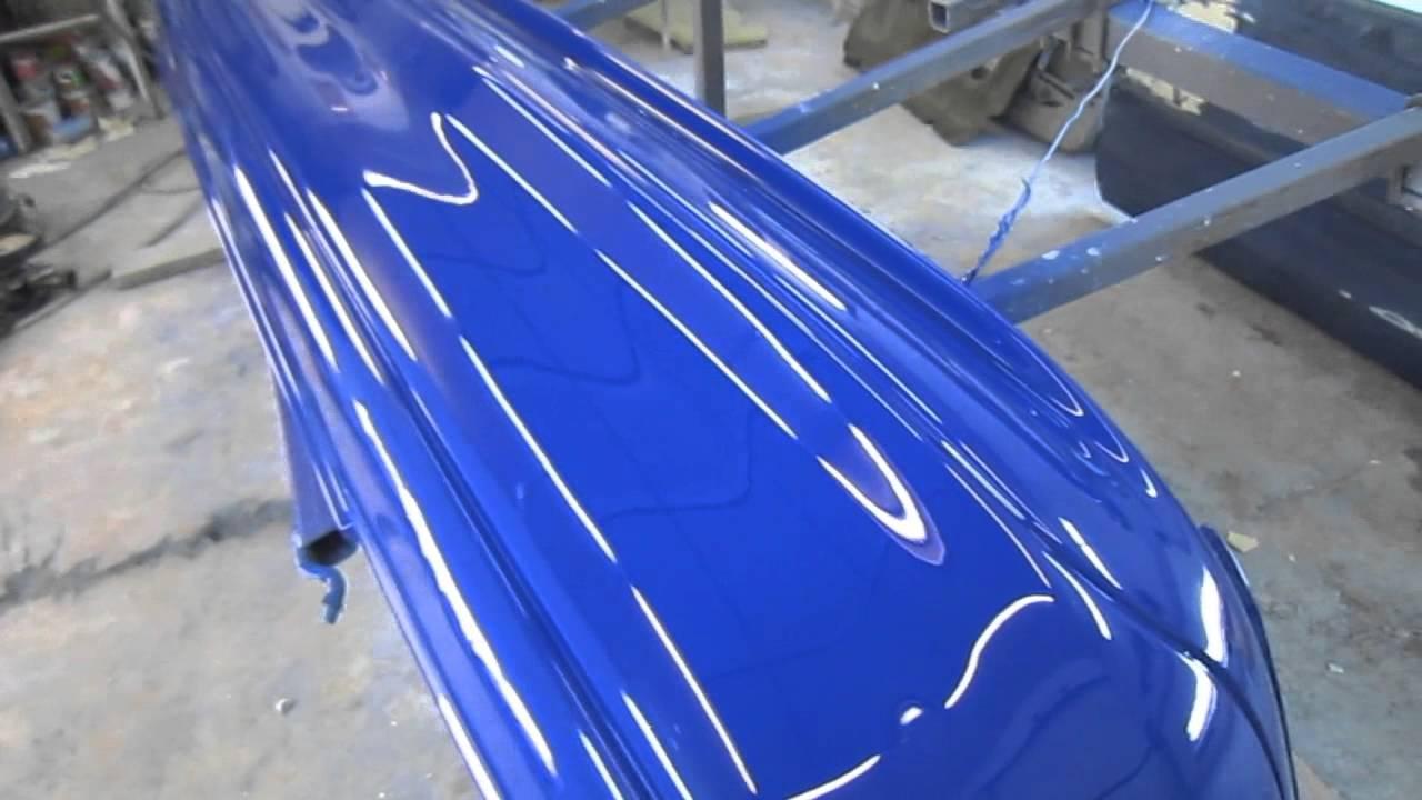 Фото №15 - как покрасить бампер ВАЗ 2110 своими руками