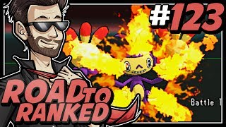 Pokemon X and Y Wifi Battle (Live FaceCam) - Road To Ranked #123 - Can Witless Triple!?