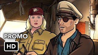 "Archer Season 9 ""Survive"" Promo (HD) Archer: Danger Island"