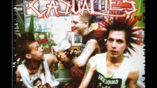 Watch Casualties Politicians video