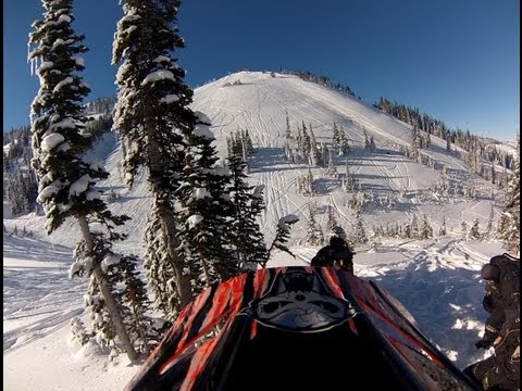 BIG CHUTE 275 MONSTER CLIMB W/ EVOPS NEW CLUTCH KIT RIDDEN BY VETERAN ARCTIC CAT ENGINEER HD
