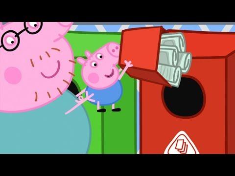 Świnka Peppa ⭐ Segregowanie Śmieci ⭐ Bajki Po Polsku | Peppa po Polsku