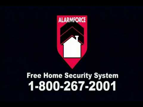 0 Contact AlarmForce Home Security System