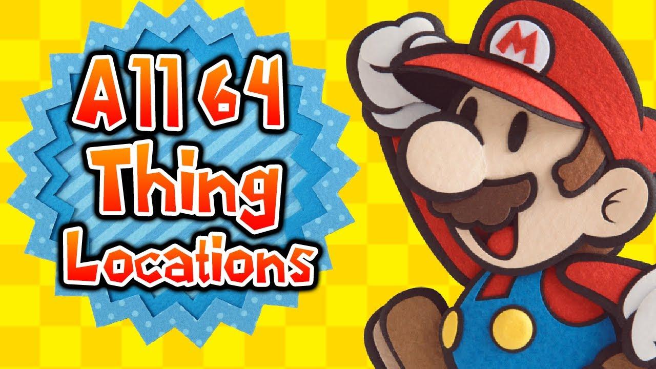 Paper Mario: Sticker S...