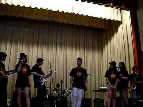 GROVER CLEVELAND HIGH SCHOOL  2013       LITTLE KIDS ROCK                          YOU ARE