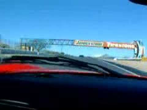 Lap of Jarama Circuit in a VXR220 with Colin Turkington