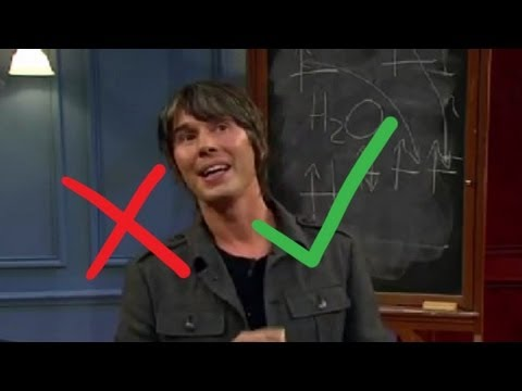Was Brian Cox wrong? - Sixty Symbols