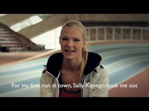 Darya Klishina joins OTC Elite switches events to 5000 meters