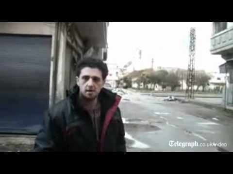 Homs activist: 'Where is the UN? Where is America?'