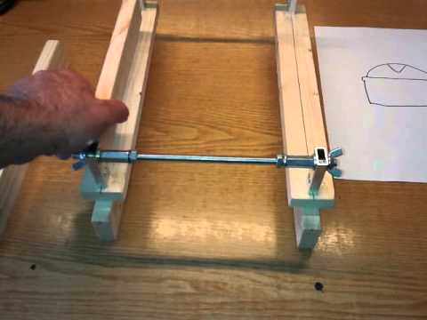 Приспособление для кладки блоков своими руками
