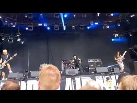 Loudness - S.D.I. Live @ Tuska Open Air, Helsinki 27.6.2015