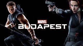 Black Widow - Hawkeye: Budapest Trailer