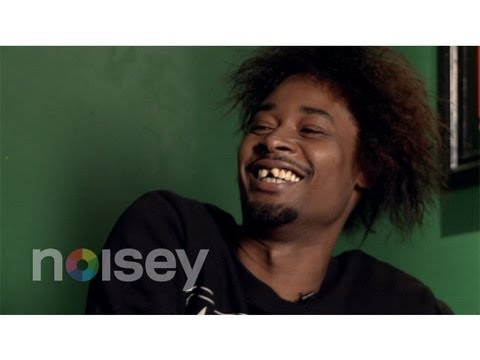 Drinking Lean, Video Games and Robocop - Danny Brown x Mike Skinner  Back & Forth Part 4 of 4