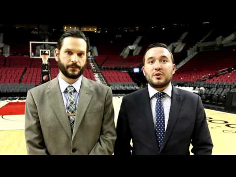 Trail Blazers beat Clippers, advance to face Warriors: Postgame report