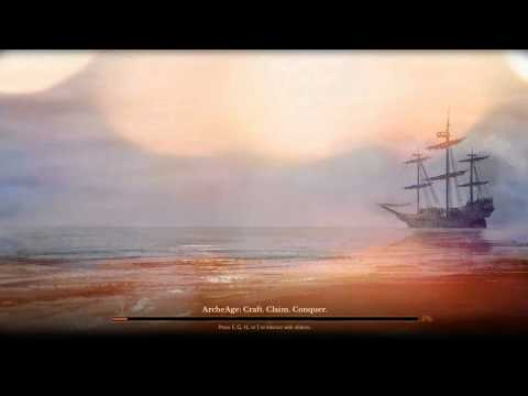 Archeage - Gameplay - Part 1