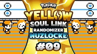 Pokemon Yellow Soul Link - EP09 | SALTY SWITCHES!