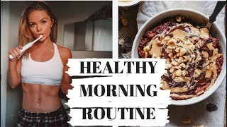 MY MORNING ROUTINE // Naturallystefanie