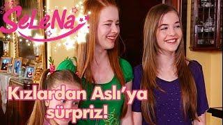 Kızlar'dan, Aslı'ya sürpriz!