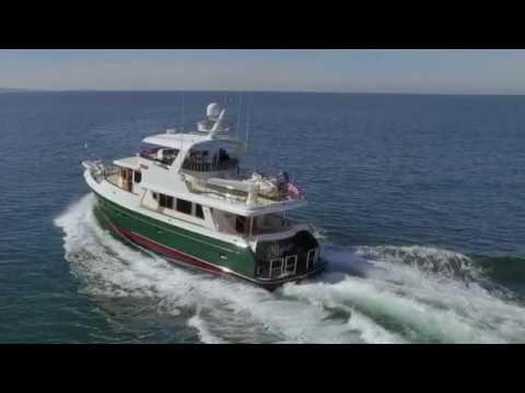 Selene 60 Trawler Walk Through By: Ian Van Tuyl
