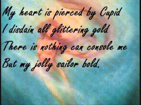 My Jolly Sailor Bold -Full -  Lyrics