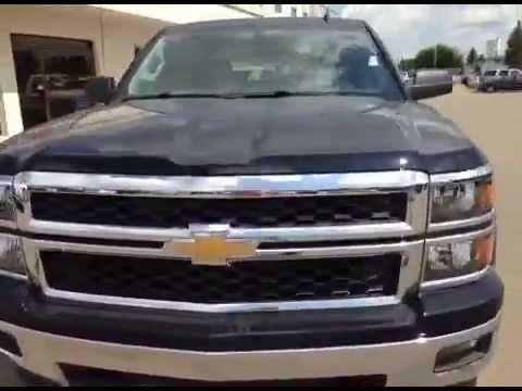 NEW! 2014 Chevrolet Silverado Crew 1500 LT