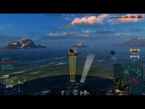 World of Warships (CBT) - E02 - Murmansk