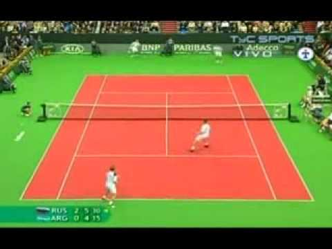 Marat Safin-Dmitry Tursunov vs. Agustín Calleri-David Nalbandián.avi