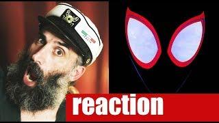 Post Malone, Swae Lee - Sunflower (Spider-Man: Into the Spider-Verse) REACTION