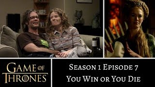 Game of Thrones S01E07 You Win or You Die   12.4 MB