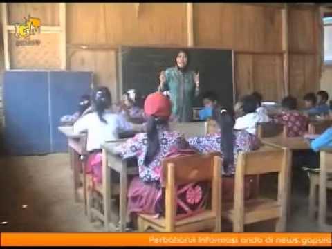 Ironi Pendidikan Siswa Belajar Dibangunan Sekolah Rusak_GapuraTV