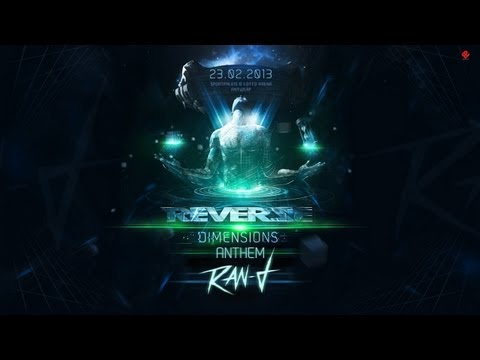 Ran-D - Dimensions (Official Reverze Anthem 2013)