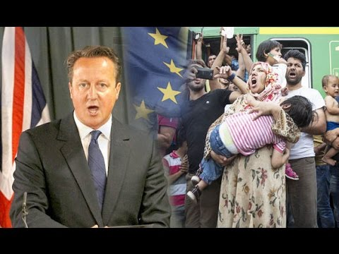 Cameron says UK will accept 'thousands more' Syrian refugees