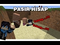 Cara Membuat Pasir Hisap !! - Minecraft Tutorial !!