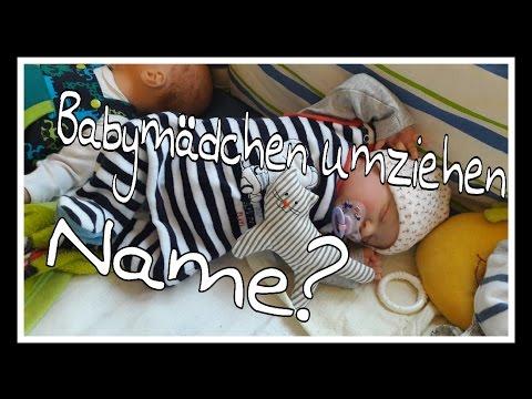 Babymädchen umziehen | Name ? || Reborn Baby Deutsch