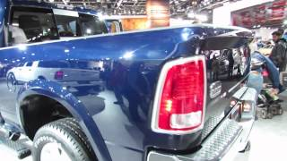 2014 Dodge Ram 2500 Longhorn At The 2014 NAIAS Auto Show