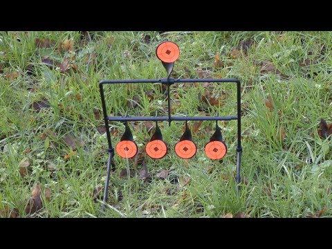 Air Rifle Target Shooting Air Gun Shooting Reset Target