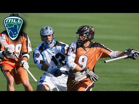 Week 5 MLL Highlights: Ohio Machine at Rochester Rattlers
