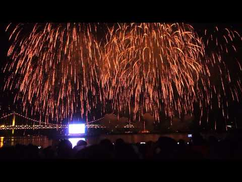 Busan Firework October 2012 + Cancellation Day