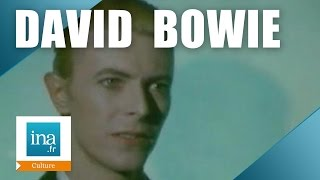 "David Bowie ""Thin White Duke"" 