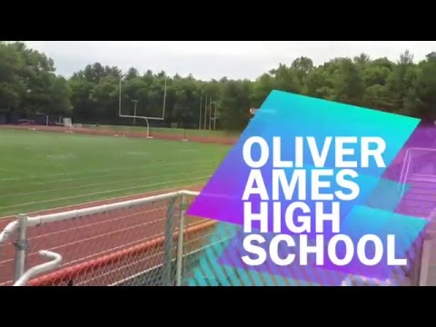 MTV Cribs: Oliver Ames High School feat. Coop J.