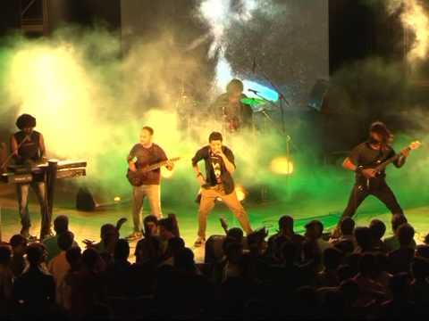 Rockstar (original Composition) By Alienz - Live video
