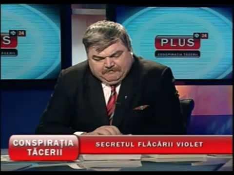 Conspiratia Tacerii - Secretul Flacarii Violete