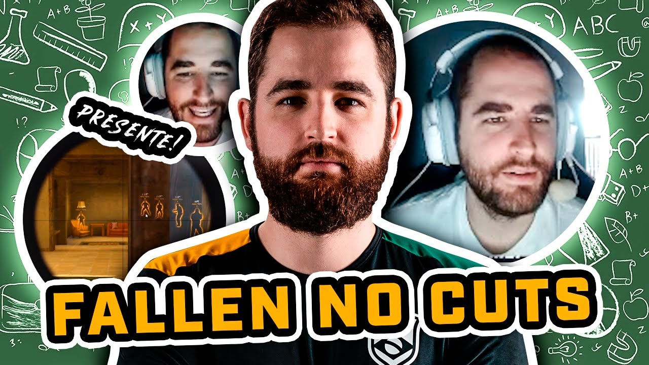 FALLEN ANALISANDO HIGHLIGHTS DO FLASHPOINT