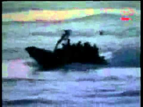 Israeli Barbarism on Palestinian Aid Ship (In Arabic)